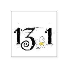 13.1 Daisey Design Sticker
