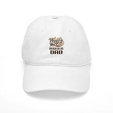 American Bulldog Dad Baseball Cap