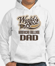 American Bulldog Dad Jumper Hoody