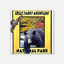 Great Smoky Mountains Nationa Rectangle Sticker