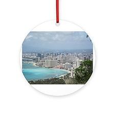 Hawaii Dream Ornament (Round)