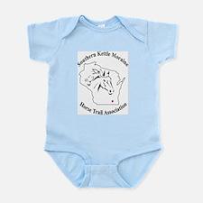 SKMHTA logo Infant Bodysuit