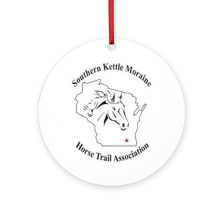SKMHTA logo Ornament (Round)