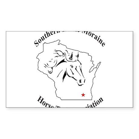 SKMHTA logo Sticker (Rectangle)