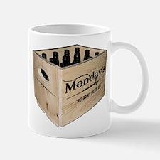 Case of the Mondays Cartoon Edition Mug