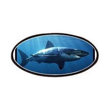 Great White Shark Patches