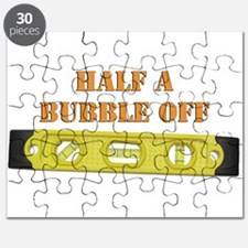 Half A Bubble Off Puzzle