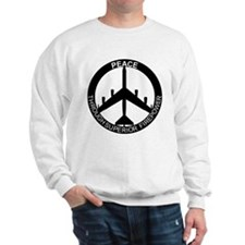 Superior Firepower blk Sweatshirt