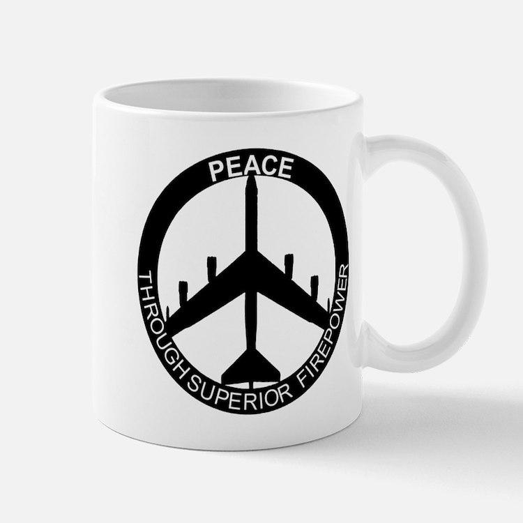 Superior Firepower blk Mug