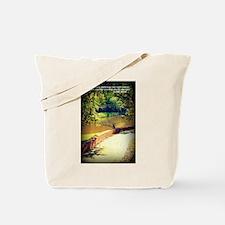 Isaiah 42 Tote Bag