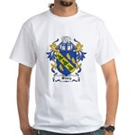 Stacy Coat of Arms White T-Shirt