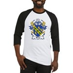 Stacy Coat of Arms Baseball Jersey