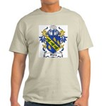 Stacy Coat of Arms Ash Grey T-Shirt