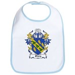 Stacy Coat of Arms Bib