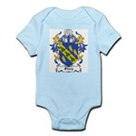 Stacy Coat of Arms Infant Creeper