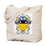 Squire Coat of Arms Tote Bag
