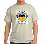 Squire Coat of Arms Ash Grey T-Shirt