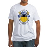 Squire Coat of Arms Fitted T-Shirt