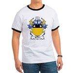 Squire Coat of Arms Ringer T