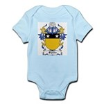 Squire Coat of Arms Infant Creeper