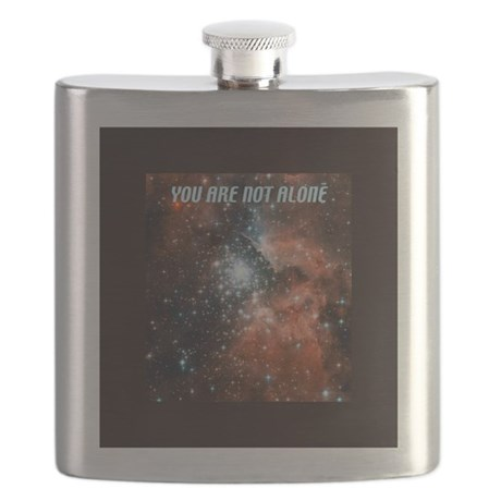 You are not alone in the universe. Flask