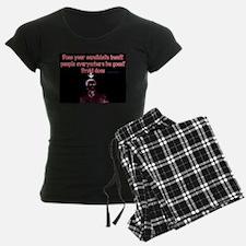 Romney does Pajamas