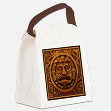Aztec Calendar Dec 21 2012 Canvas Lunch Bag