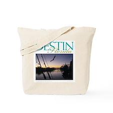 Unique Destin Tote Bag