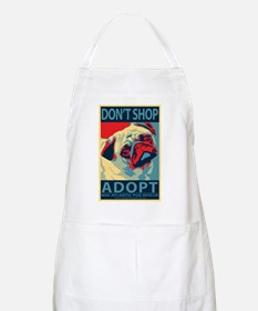 Dont Shop - Adopt! Apron