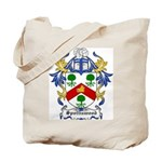 Spottiswood Coat of Arms Tote Bag