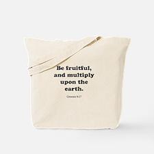 Genesis 8:17 Tote Bag