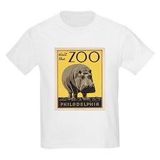 Philadelphia Zoo Kids T-Shirt