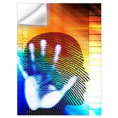Forensic science Wall Decal