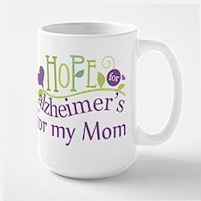 Hope For Alzheimers For My Mom Mug