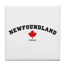 Newfoundland Tile Coaster