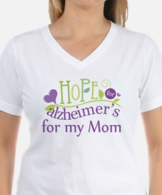 Hope For Alzheimers For My Mom Shirt