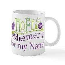 Alzheimers Hope For Nana Mug