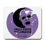 Uncle Vanya and Zombies Mousepad