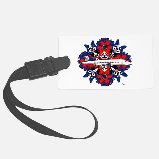 Flying Bliss Large Luggage Tag