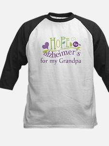 Hope For Alzheimers Grandpa Tee