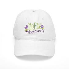 Hope For Alzheimer's Disease Baseball Cap