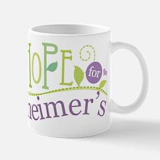 Hope For Alzheimer's Disease Mug