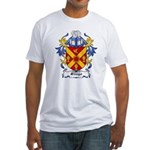 Slingo Coat of Arms Fitted T-Shirt