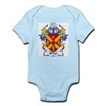 Slingo Coat of Arms Infant Creeper