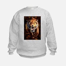 Sabertooth 3.png Sweatshirt