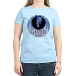 The Giver Women's Light T-Shirt Front Image