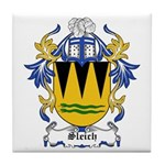Sleich Coat of Arms Tile Coaster