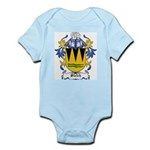 Sleich Coat of Arms Infant Creeper