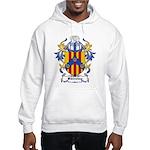 Skirving Coat of Arms Hooded Sweatshirt