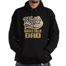 Border Collie Dad Hoodie